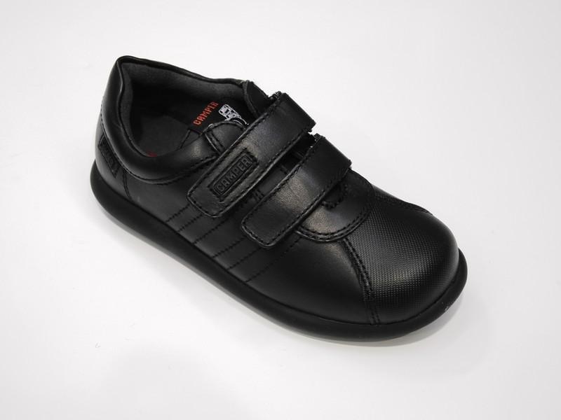 Chaussures cuir CAMPER - Voir en grand