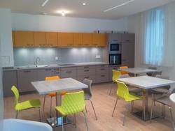 Cuisine et espace repas pour collectivitée - Voir en grand
