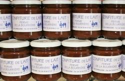 Confiture de Lait - Produits du Vercors - AUX GOUTS DU TERROIR - Voir en grand