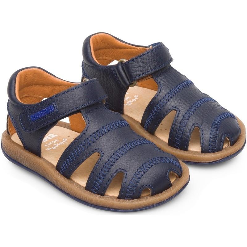 Chaussure ouverte Camper : Sella II - Chaussures bebes, enfants et junior Camper - BAMBINOS - Voir en grand
