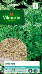 anis vert vilmorin graine semence aromatique potager sachet semis