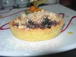 Patisseries et glaces l'aprés-midi - Les menus et plats du restaurant de l'altiport  - Restaurant de l'altiport - Voir en grand
