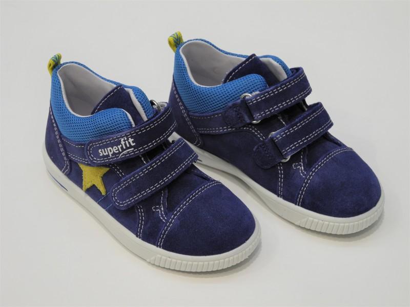 Chaussure montante garçon SUPERFIT : From - Chaussures pour bébés, enfants - BAMBINOS - Voir en grand
