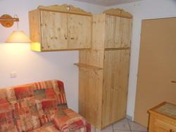 armoire et suspendus - Lits superposés et bois de lit - VERCORS LITERIE  - Voir en grand