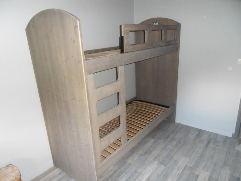lit superpos en 80x200 cendre vercors literie. Black Bedroom Furniture Sets. Home Design Ideas