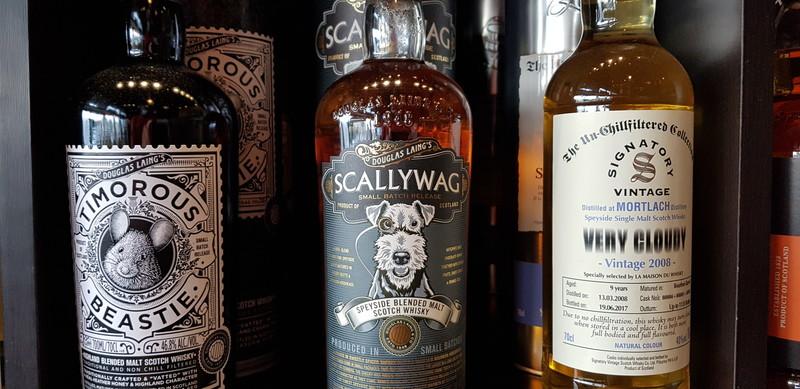 Whisky Ecossais - Whisky - LA VINOTHEQUE DES ALPES - Voir en grand