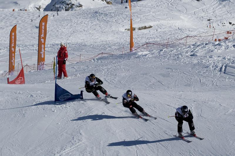 ski cross - Voir en grand
