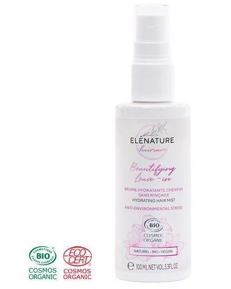 Brume Elenature hydratante cheveux sans rinçage  - Elenature - CEZARD COIFFURE - Voir en grand