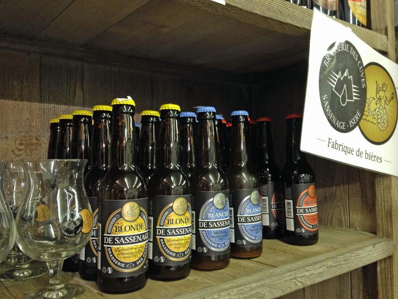 bières artisanales de Sassenage - Voir en grand