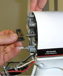 Remontage commande robot kitchenAid classic artisan ultra power