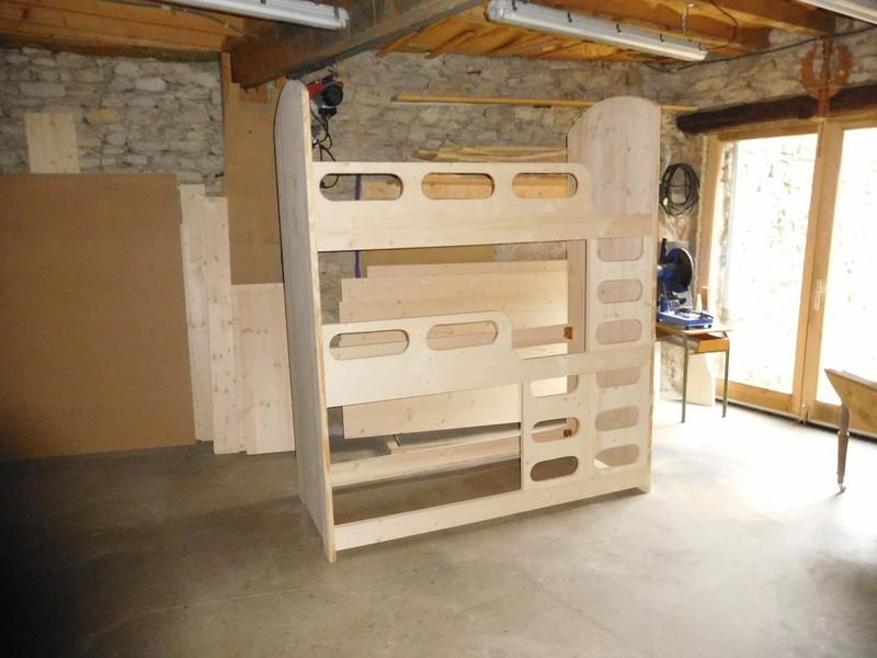 lit superpos 3 places 3 vercors literie. Black Bedroom Furniture Sets. Home Design Ideas