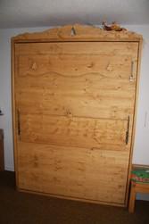 lit relevable 45 - Lit relevable, lit armoire - VERCORS LITERIE  - Voir en grand