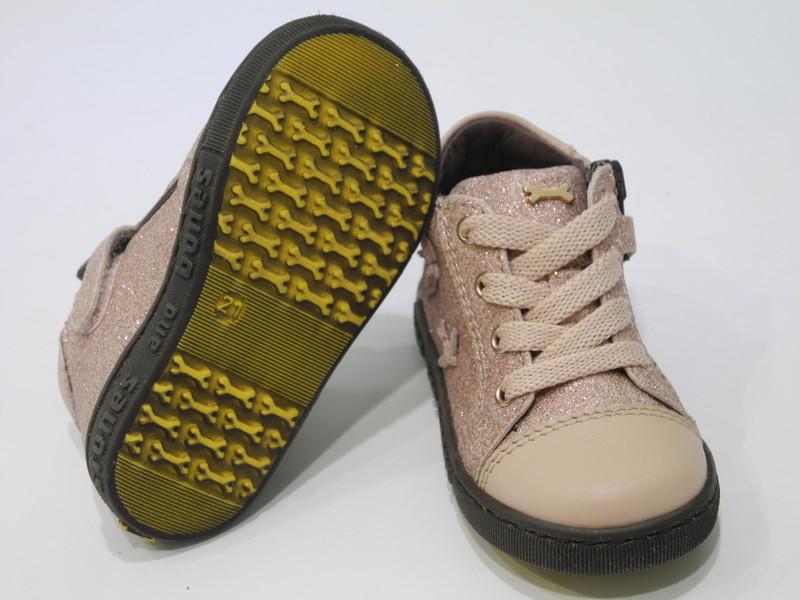 Chaussure lacet avec un zip - Voir en grand