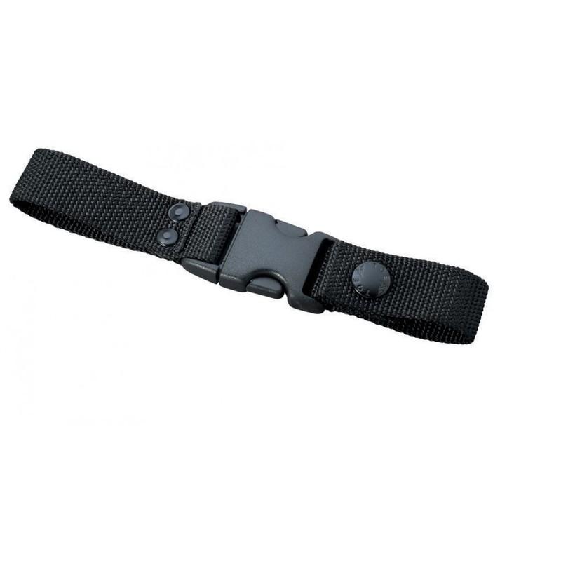 porte casque MO toe concept 86411 en cordura pour ceinturon 5 cm maxi - Voir en grand