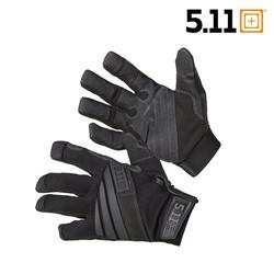 gants tac k9 de 5.11 renforts kevlar au niveau des paumes pour maître chien laisses - Voir en grand