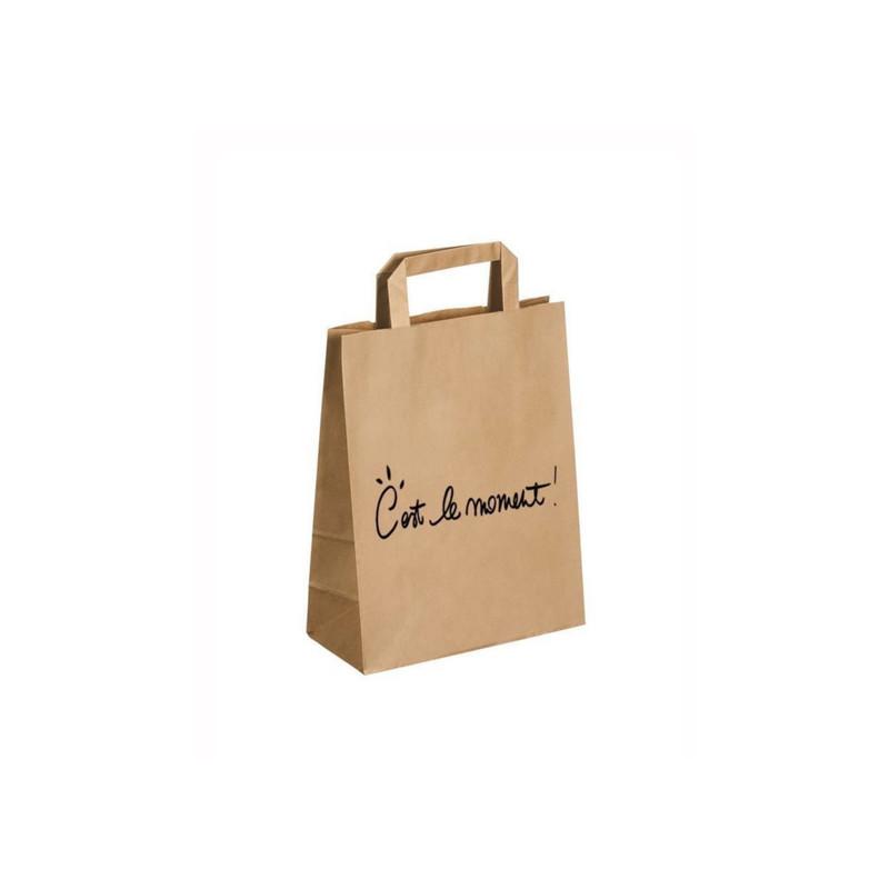 tampon encreur, caoutchouc, pour sac en papier, graveur amalgame grenoble - Voir en grand