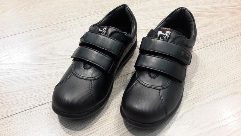 Chaussures CAMPER  à velcros - Voir en grand