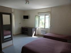 TARIF chambre pour 2 à 4 personnes - TARIFS DES CHAMBRES - HOTEL DU ROYANS - Voir en grand