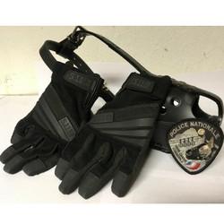 gants tac k9 5.11 renforts kevlar au niveau des paumes adopté par la police nationale de Grenoble - Voir en grand