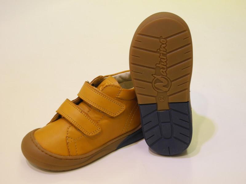 Chaussures souple velcros - Voir en grand