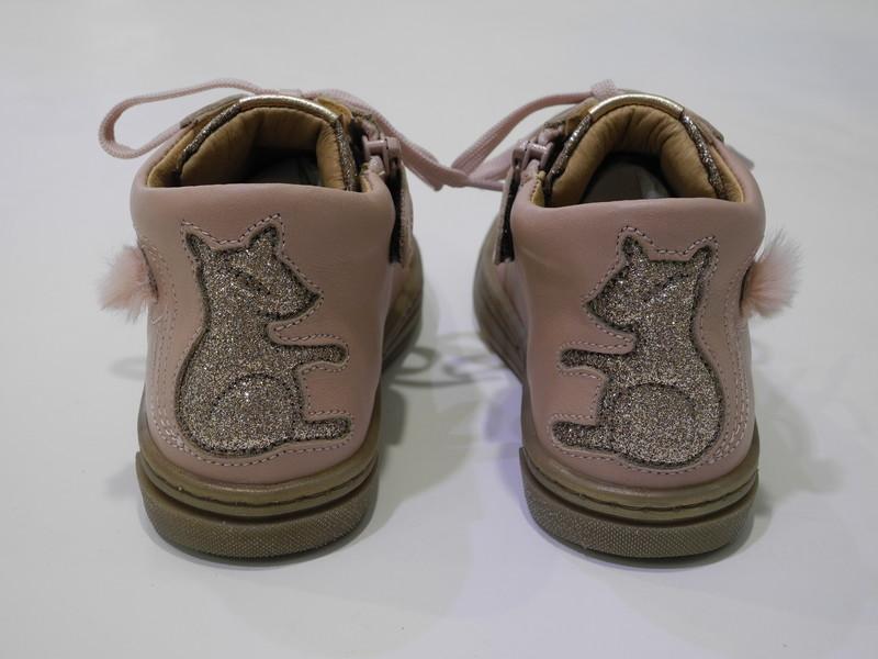 Chaussures montante lacet avec un zip - Voir en grand