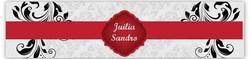 Rond de serviettes personnalisé, Juilia