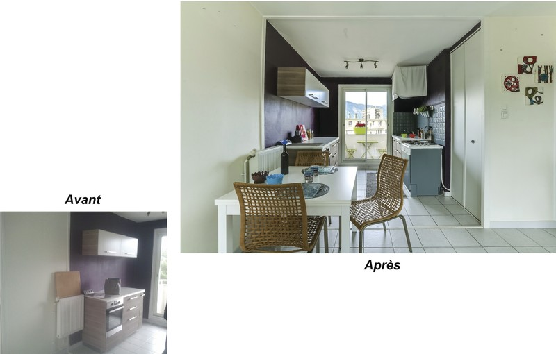 home staging grenoble. Black Bedroom Furniture Sets. Home Design Ideas