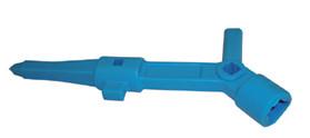 pass sytem clef polyvalent en plastique sécurité incendie secours sapeurs pompiers ssiap - Voir en grand