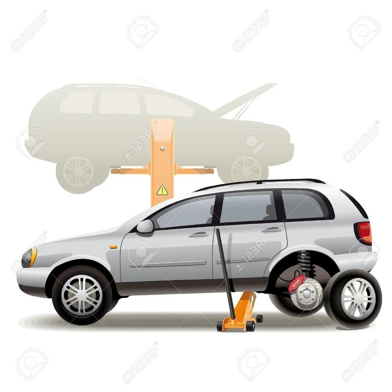 changement pneu - Voir en grand