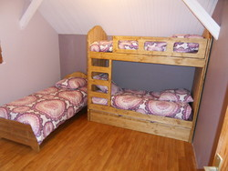 lit superposè et gigogne - lit superposés et bois de lit - VERCORS LITERIE  - Voir en grand
