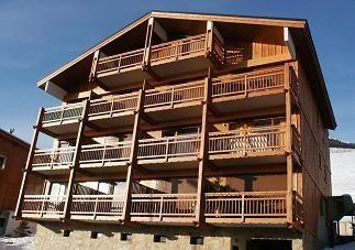 Location studio dans Chalet Milord - Alpe d'huez - LOCATION STUDIO Alpe d'huez - Chalet Amandine - Voir en grand