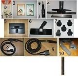 Pièces détachées accessoires Polti électroménager vapeur - Pièces détachées et accessoires Polti - MENA ISERE SERVICE - Pièces détachées et accessoires électroménager - Voir en grand
