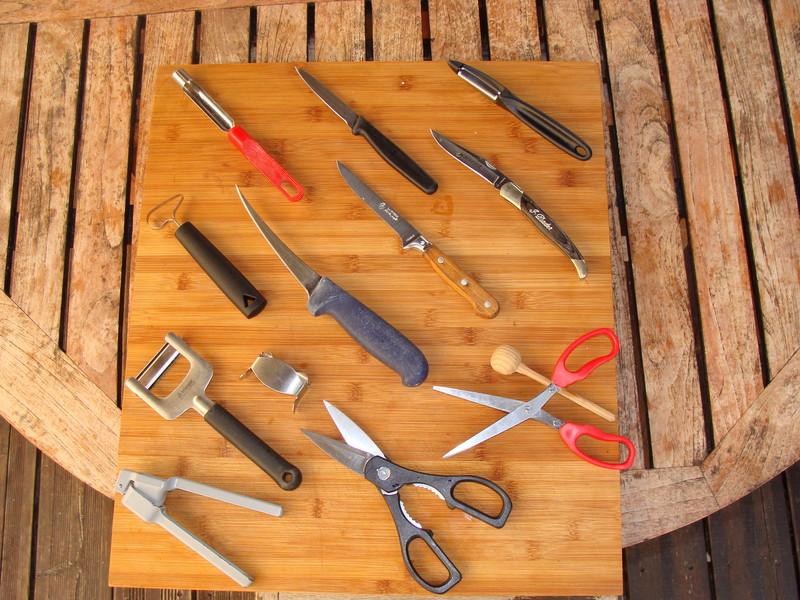 Ustensiles de cuisine - DU COTE DE LA MAISON - ARCHERY WORKSHOP (AW) - Voir en grand