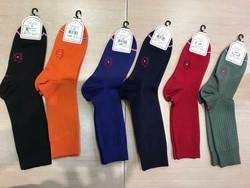 """la chaussette française côtelée homme - La manufacture de Chaussettes PERRIN - Mercerie """"Au Petit Lyon"""" - Voir en grand"""
