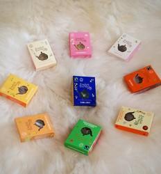 Sachet de thé Individuel - Tisanes, thés et infusions - AUX GOUTS DU TERROIR - Voir en grand
