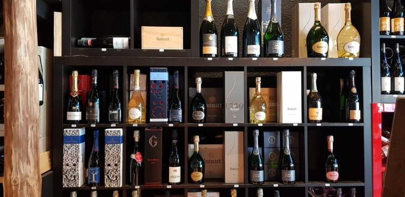 Champagne - Champagne  - LA VINOTHEQUE DES ALPES - Voir en grand