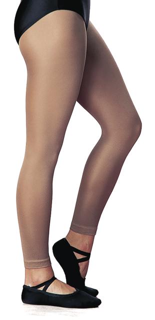 Collants Sans pied  Intermezzo Ref 880 Lysansi Noir - Collants de patinage Sans Pieds Legging - GREEN et GLACE Patinage et sportwear - Voir en grand