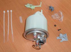 Chaudière résistance plastique senseo Philips HD78..   - Pièces détachées et accessoires Philips - MENA ISERE SERVICE - Pièces détachées et accessoires électroménager - Voir en grand