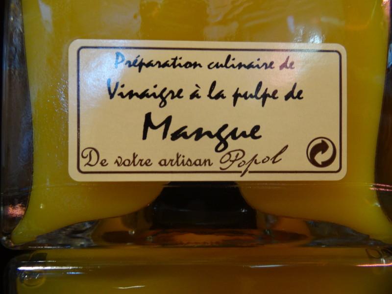 Vinaigre à la Mangue - Voir en grand