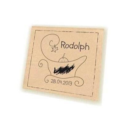 tampon scrapbooking Landau Rodolph - Voir en grand