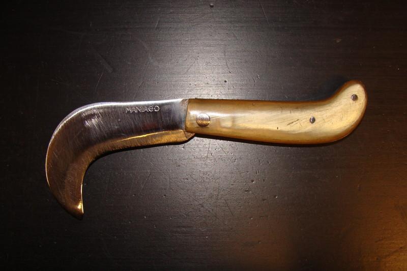 Rénovation couteaux anciens - RENOVATION COUTEAUX - ARCHERY WORKSHOP (AW) - Voir en grand