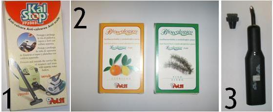 Kal stop anti calcaire Polti  - bioecologico parfum pin / agrume Polti - buse haute pression polti - Voir en grand