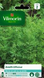 aneth officinal vilmorin graine semence aromatique potager sachet semis