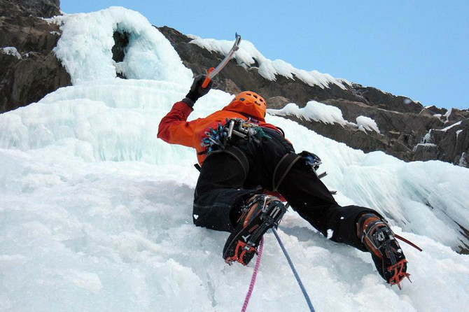 Affutage piolets crampons cascade de glace - AFFUTAGE - ARCHERY WORKSHOP (AW) - Voir en grand
