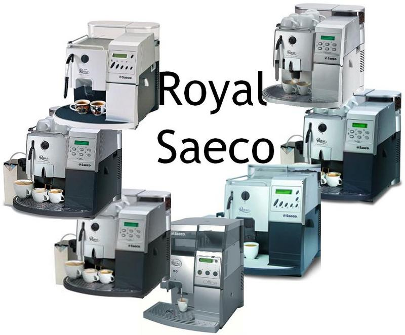 Machine caf royal groupe caf r servoir saeco mena - Detartrage machine a cafe ...