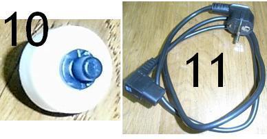 10: Roulette 11: Cable machine café Saeco Odéa Go Giro + Giro orange Saeco - Voir en grand