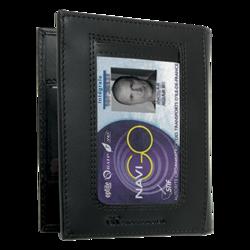 porte carte 4184 gk nouvelle carte pro police gendarmerie sécurité 2 volets emplacement médaille - Voir en grand