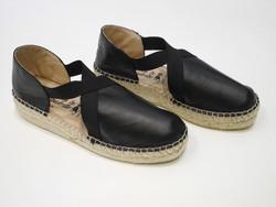 Espadrille chaussure compensé