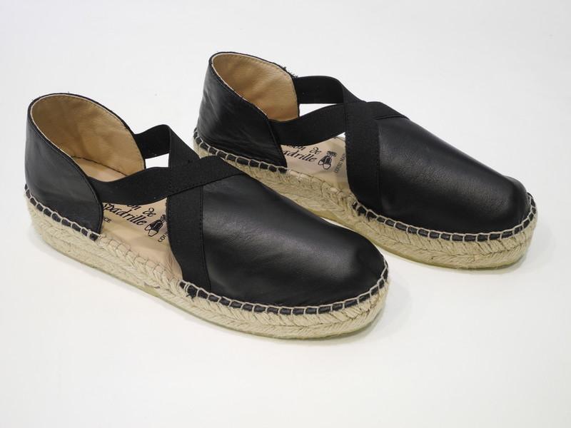 Espadrille chaussure compensé - Voir en grand