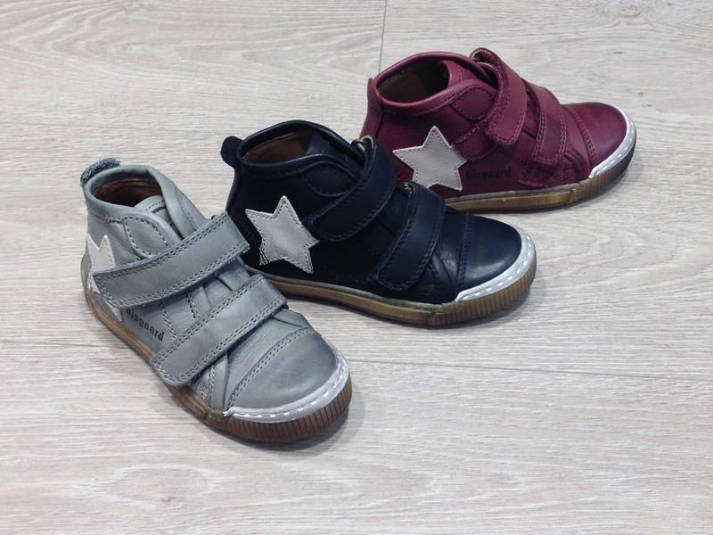 À Chaussures Velcros Bisgaard Bambinos Montantes BFv5cqXO